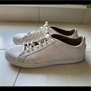 Cole Haan white leather sneakers 6.5